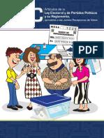 ABC de la Ley Electoral y de Partidos Políticos para JRV, TSE Guatemala