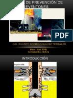 UNIDAD TEMATICA 9 - SISTEMA DE PREVENCION A REVENTONES.pptx