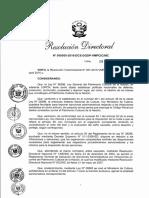 Documento de resoluciones Judiciales