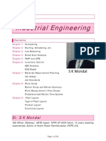 Industrial Engineering by S K Mondal T&Q.pdf