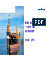 2. Safe Mooring and Anchoring