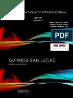 Empresa San Lucas