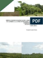 Plantaciones y Conectividad Ejemplo Revision de Literatura