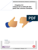 3.3-Analyse Critique Methode CC