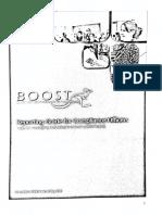 BOOST performance framework
