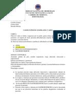 CASO CLÍNICO ANAFILAXIA ASMA