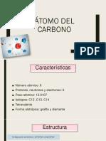 Átomo Del Carbono