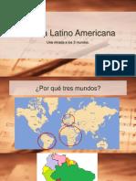 Música Latino Americana