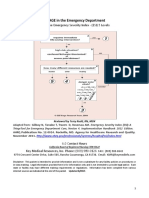 Triage in Emergency Department Using ESi (5 Levels) Self Study 8.2015 in PDF Format for Email and Posting