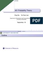 Probability Theory Presentation 05