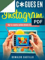 Cómo no meter la pata en instagram