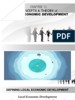 Concepts and Theories of Local Economic Development (1)