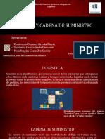 Logística y Cadenas de Suministro