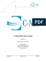 Cnav Man 017.9 (c Nav3050 User Guide)