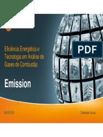 Eficiência Energética e Tecnologia Em Análise de Gases de Combustão