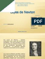 Prsentacion Leyes de Newton (Buroz)