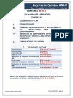 Informativo CAE