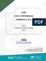 Guia a Papara Pcs 2017