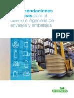 Recomendaciones logísticas para el diseño e ingeniería de envases y embalajes