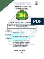 Informe Gerencia Social