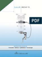 Biom5 Instruction Manual G 55400 0413 En