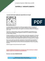 18 La Variante Abierta de la Española.pdf