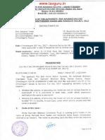 In Re Ramnath Bhimsen Charitable Trust GST AAR Chhattisgarh