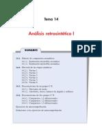 Análisis Retrosintético I