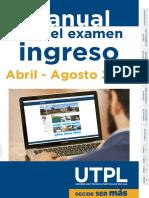 Manual para el examen ingreso abril - agosto 17.pdf