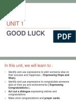 UNIT 1 Bright an English Erlangga IX