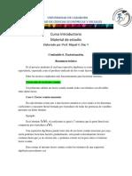 Guia 6. Factorización