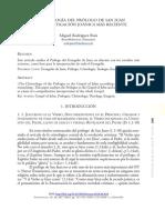Dialnet-LaCristologiaDelPrologoDeSanJuanEnLaInvestigacionJ-6506330