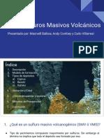 Sulfuros masivos