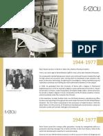 Fazioli History