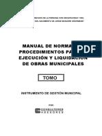 Manual de Obras 2003