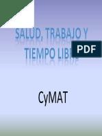 Cymat Trabajo y Tiempo Libre