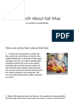 Truth About Kali.pptx