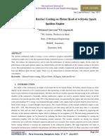 Petrol Engine Paper
