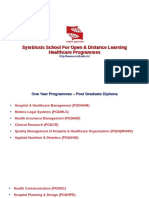 Symbiosis Distance Learning Course in India | SSODL Pune