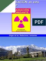 01-Origen de La Radiacion Ionizante