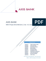 MM-II AXISBank ProjectReport Final,....
