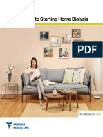 Home Dialysis Guide Brochure