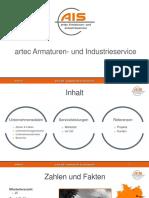 artec-AIS-Firmenpräsentation-2018