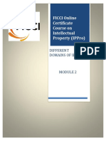 1559628855 Module 2 Course Material Ippro Different Domains of Ipr