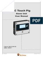 AC Touch Alarm System
