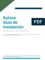 Guía de Instalación Del Sistema KPlace