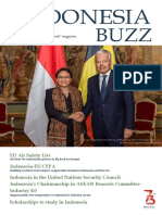 Indonesian Embassy in Brussels Magazine