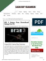 [PC GAME] IGI 3 Game