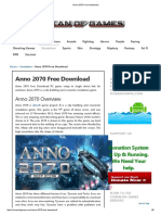 [Pc Game] Anno 2070