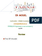 ER Model (Database Management)